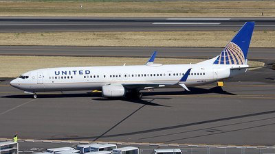 N69826 - Boeing 737-924ER - United Airlines