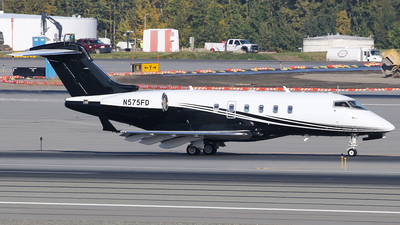 N575FD - Bombardier BD-100-1A10 Challenger 350 - Private