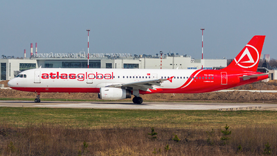 TC-ETH - Airbus A321-231 - AtlasGlobal