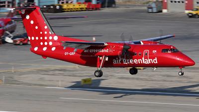 OY-GRP - Bombardier Dash 8-Q202 - Air Greenland
