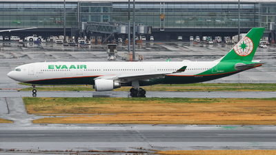 B-16337 - Airbus A330-302 - Eva Air