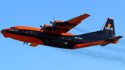 A picture of URCKM - Antonov An12BP - Cavok Air - © Robbie Mathieson