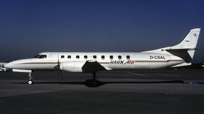 D-CSAL - Fairchild SA227-AC Metro III - Hahn Air
