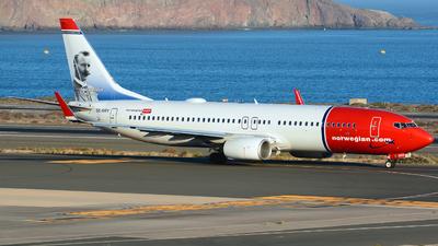 SE-RRY - Boeing 737-8JP - Norwegian