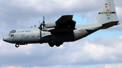 95-6712 - Lockheed C-130H Hercules - United States - US Air Force (USAF)