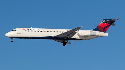 N717JL - Boeing 717-2BD - Delta Air Lines