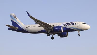 VT-IZR - Airbus A320-271N - IndiGo Airlines