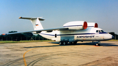 RA-72972 - Antonov An-72 - Russia - Navy