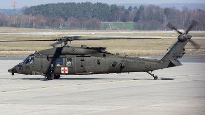 14-20679 - Sikorsky HH-60M Blackhawk - United States - US Army