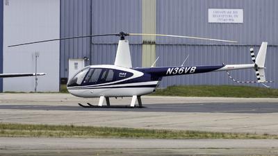 N36VB - Robinson R44 Raven II - Private