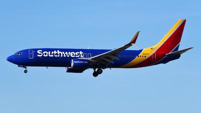N8507C - Boeing 737-8H4 - Southwest Airlines