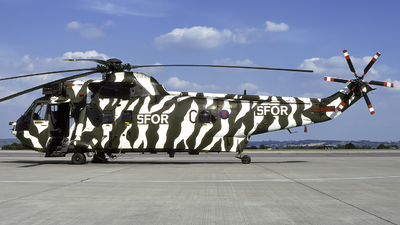 ZA297 - Westland Sea King HC.4 - United Kingdom - Royal Navy