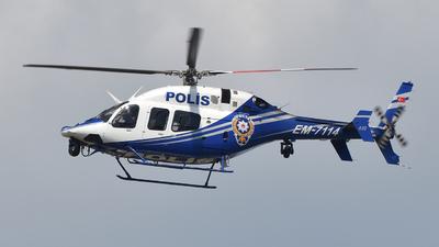 EM-7114 - Bell 429 Global Ranger - Turkey - Police