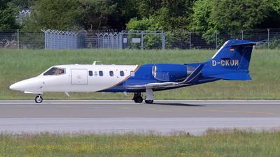 D-CKUM - Bombardier Learjet 31A - Private