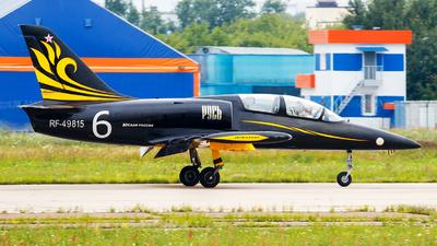 RF-49815 - Aero L-39C Albatros - Russia - Defence Sports-Technical Organisation (ROSTO)