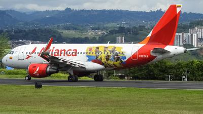 N726AV - Airbus A319-115 - Avianca