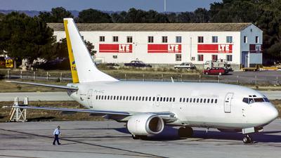 PH-HVG - Boeing 737-3K2 - TAESA