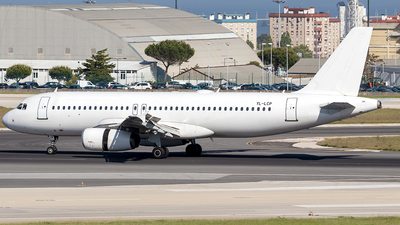 YL-LCP - Airbus A320-232 - SmartLynx Airlines