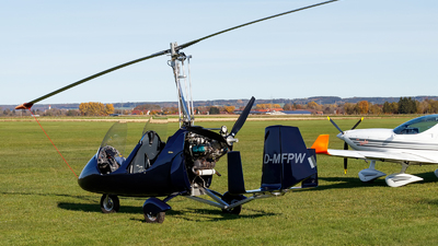 D-MFPW - Autogyro Europe MT-03 Eagle - Private