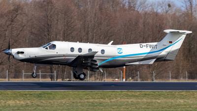 D-FWIT - Pilatus PC-12/47E - ProAir Aviation