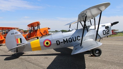 D-MQUC - Ultralight Concept SV4-RS - Private