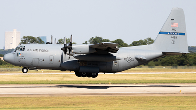 93-1459 - Lockheed C-130H Hercules - United States - US Air Force (USAF)