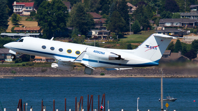 A picture of N992NA - Gulfstream III - [309] - © Russell Hill