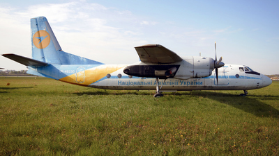 UR-46330 - Antonov An-24B - Ukraine National Airlines