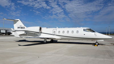 A picture of PPBED - Learjet 60 - [60310] - © Bruno Orofino