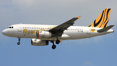 9V-TRB - Airbus A319-132 - Scoot