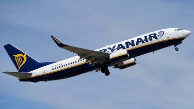 A picture of EIDLG - Boeing 7378AS - Ryanair - © Fernando Roca