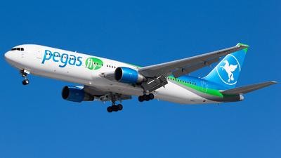 VP-BOY - Boeing 767-3G5(ER) - Ikar