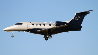 D-CKJE - Embraer 505 Phenom 300 - Air Hamburg