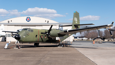63-9760 - De Havilland Canada C-7A Caribou - United States - US Air Force (USAF)