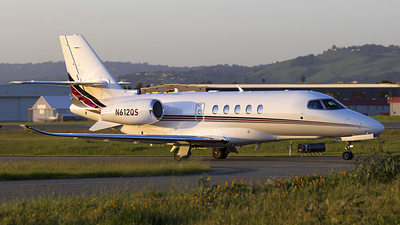 N612QS - Cessna 560XL Citation Excel - NetJets Aviation