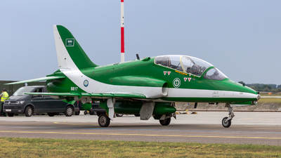 8817 - British Aerospace Hawk Mk.65A - Saudi Arabia - Air Force