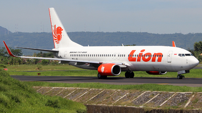 PK-LJQ - Boeing 737-8GP - Lion Air