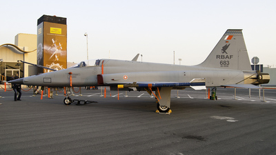 683 - Northrop F-5E Tiger II - Bahrain - Air Force