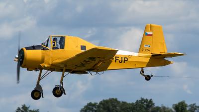 OK-FJP - Zlin Z-37A-2 Cmelák - Private