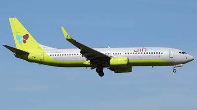 HL7563 - Boeing 737-8B5 - Jin Air