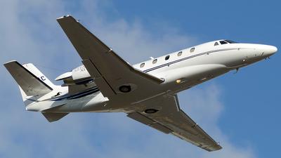 N510RC - Cessna 560XL Citation XLS+ - Private