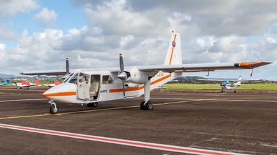 J8-CIW - Britten-Norman BN-2 Islander - Mustique Airways