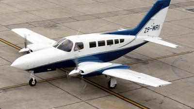 ZS-WRI - Cessna 402C - Private