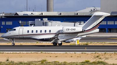 CS-CHD - Bombardier BD-100-1A10 Challenger 350 - NetJets Europe