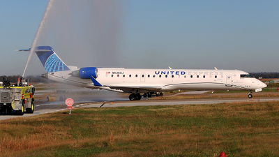 N536GJ - Bombardier CRJ-550 - United Express (GoJet Airlines)