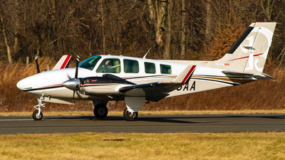 N98AA - Beechcraft 58 Baron - Private