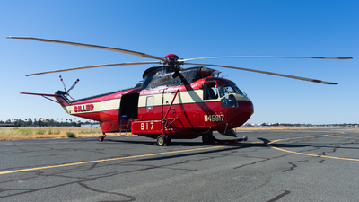 N45917 - Sikorsky S-61 - Siller Helicopters