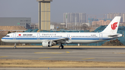 A picture of B6555 - Airbus A321213 - Air China - © Eric Wang