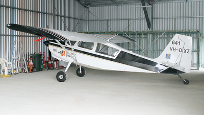 VH-DXZ - American Champion 8GCBC Scout - Western Australia Government - Parks and Wildlife