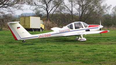JA01NM - Grob G109B - Private